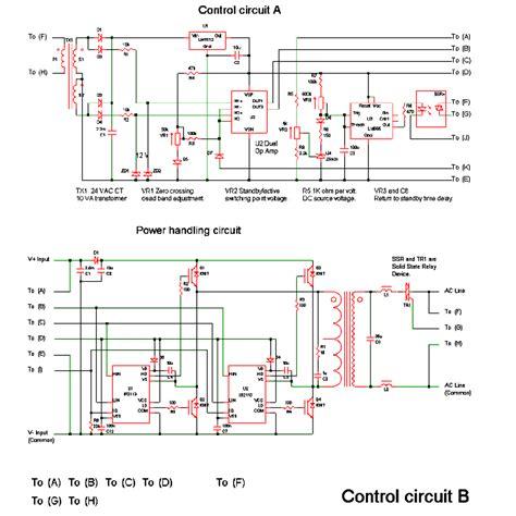grid tie inverter circuit diagram readingrat net