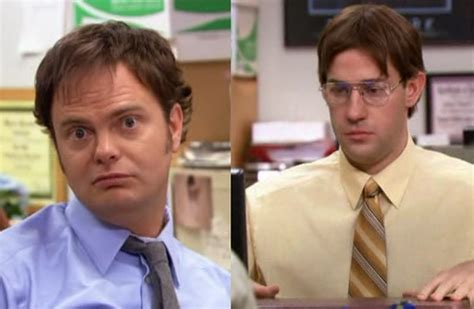 identity theft   jim  dwight moments