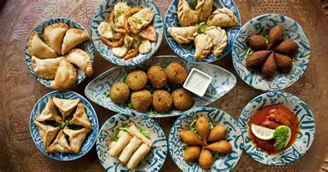 Ramadan Food Image by Typical Dishes During Ramadan