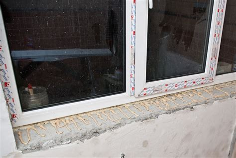 How To Build A Window Sill by How To Install A Window Sill Howtospecialist How To
