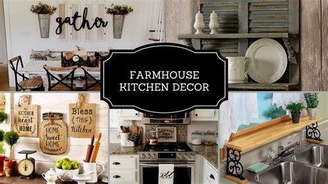Fresh Decoration Farmhouse Kitchen Decor Ideas The 36th