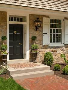 Brick Stoop Home Design Ideas, Pictures, Remodel and Decor