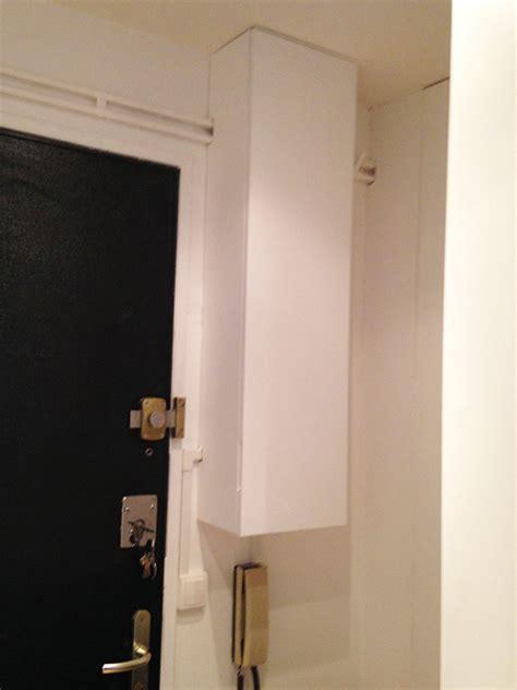 les queues darondes renovation dun interieur entree