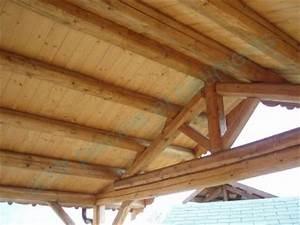 Spot Encastrable Exterieur Sous Toiture : charpentes albums photos ~ Melissatoandfro.com Idées de Décoration