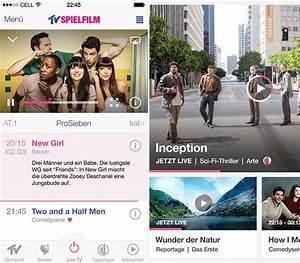 Tv Spielfilm Live Tv : 70 sender tv spielfilm live startet iphone ~ Lizthompson.info Haus und Dekorationen