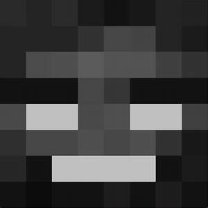 Wither face | Minecraft Faces