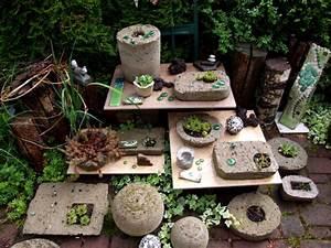 Mosaik Basteln Ideen : beton basteln garten best beton diy images on pinterest ~ Lizthompson.info Haus und Dekorationen
