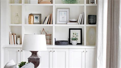 white living room cabinets built in cabinets design ideas