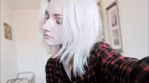 White Hair by How To Get White Silver Hair Hair Care