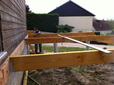 realiser une terrasse en bois sur pilotis terrasse sur pilotis recherche ext 233 rieur terrasse sur pilotis