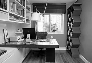 Black Furniture Interior Design Photo Ideas Small Hi Tech
