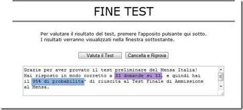 test intelligenza mensa le risposte esatte al test preliminare sul quoziente di