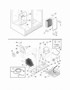 System Diagram  U0026 Parts List For Model Ffhs2622msa