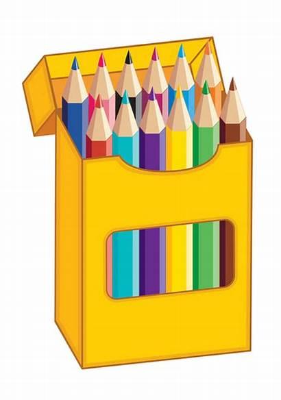Pencil Clipart Crayons Clipartmag Scrap