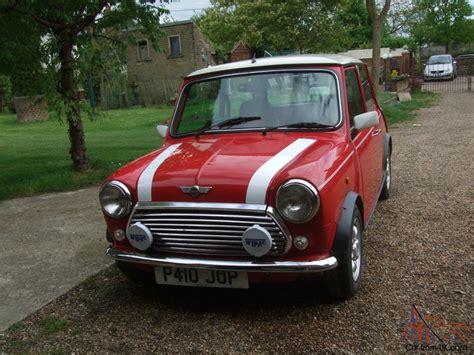 Classic Mini Cooper Mpi Totally Restored & Interior Retrimmed