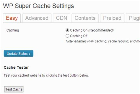 How To Install And Setup Wp Super Cache For Beginners