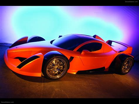 Hulme Supercar In Auckland 2005 Exotic Car Wallpapers 02