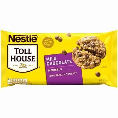 Toll Morsels Chocolate Milk Oz Nestle Bag