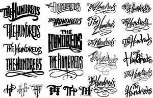 7 Best Images of Cool Letter Fonts To Draw - Cool Hand ...
