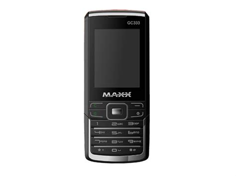 Maxx Mobile by Maxx Dual Sim Mobiles Maxx Dual Sim Mobile Phones