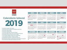 Download 2019 Calendar Printable with holidays list – Page