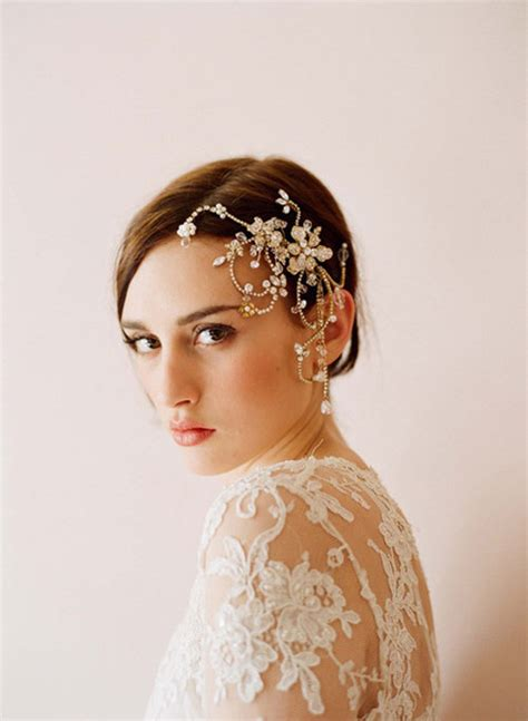 hair ornaments bridal hair accessories from twigs honey junebug weddings