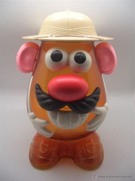 mr potato safari grande contenedor con 4 potato comprar en todocoleccion 44739603