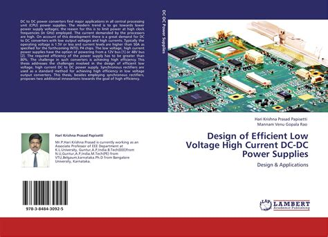 Design Efficient Low Voltage High Current Power