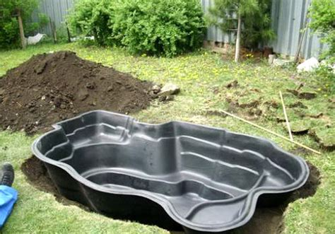 think about the modern garden pond design ideas for