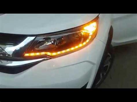 Bike Modification In Gorakhpur by Honda Brv Modified Headlights Brv Drl Headlight