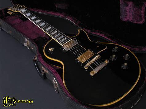 gibson les paul custom 1969 black guitar for sale