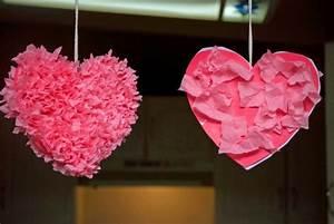 Herzen Basteln Mit Kindern : bastelideen zum valentinstag ein gro er bastelspa f r kinder ~ Frokenaadalensverden.com Haus und Dekorationen