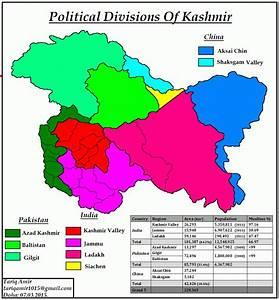 Pakistan Geotagging: Demographics Of Jammu & Kashmir