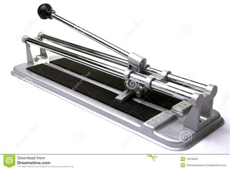 tile cutter royalty free stock image image 13479056