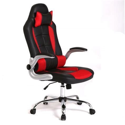 chairs desk new high back racing car style seat office desk