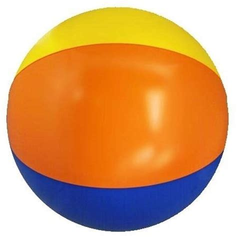 multi colored beach ball promotional sport balls