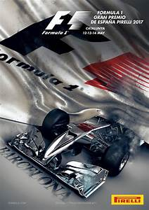 Programme Grand Prix F1 : official race programme cover for spanish grand prix 2017 carteles f1 competition ~ Medecine-chirurgie-esthetiques.com Avis de Voitures