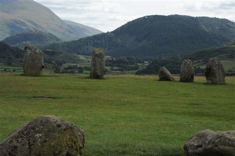 castlerigg stone circle visit cumbria