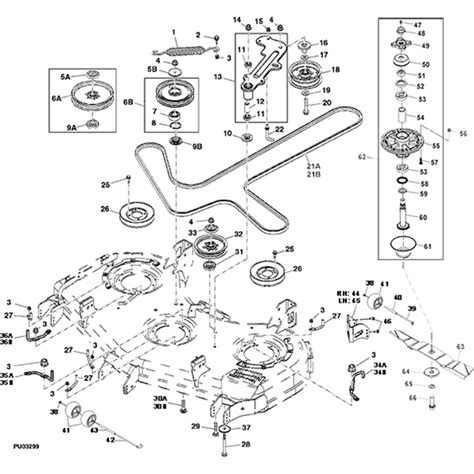 deere z425 parts diagram automotive parts diagram
