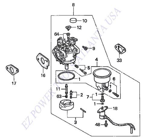 Onan Carb Diagram by Kenowa True 8500 Tigmax 389cc 13hp 8000 Watt Engine