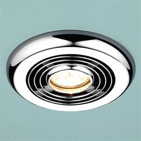 Turbo Inline Bathroom Extractor Fan Chrome Buy Online At