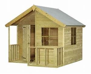 Cabane En Bois Pour Enfant : cabane de jardin castorama 14 maisonnette loulou en ~ Dailycaller-alerts.com Idées de Décoration