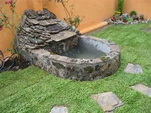 Ideas para decorar el jardín con fuentes