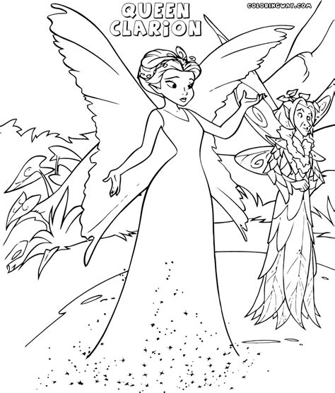 queen clarion coloring pages coloring pages