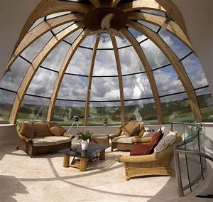 The Dome House near Polzeath is available to rent through ...