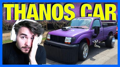 Forza Horizon 3  Thanos Car!! Youtube