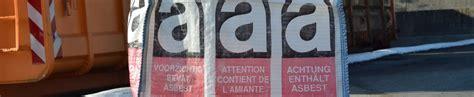 asbest fachgerecht entsorgen mit karl meyer