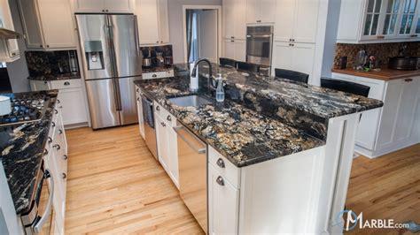 titanium black granite kitchen countertops