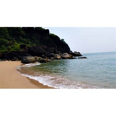 Here's Why Butterfly Beach of Goa is a Secluded Piece