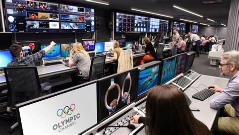 olympic channel celebrates  year anniversary olympic news